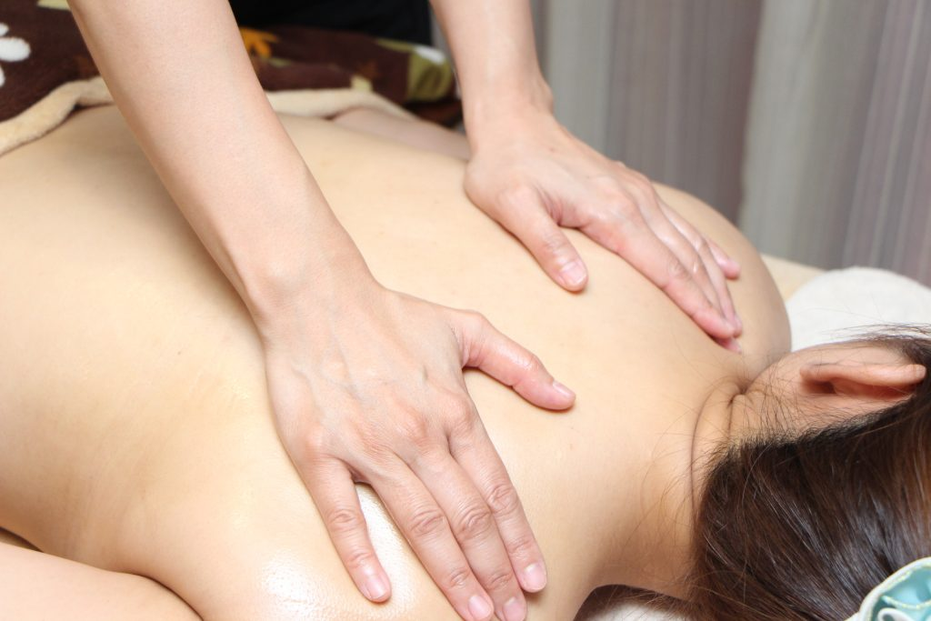 Ultimate massage to increase the effects of relaxation