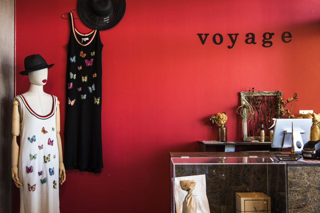 입을수록 애착이 생기는 유럽산 수입 패션 voyage(기노완시 기유나)