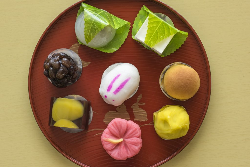 Fun desserts that have been loved by the locals for years  Usagiya Japanese Confectionery Main Branch (Ganeko, Ginowan City)