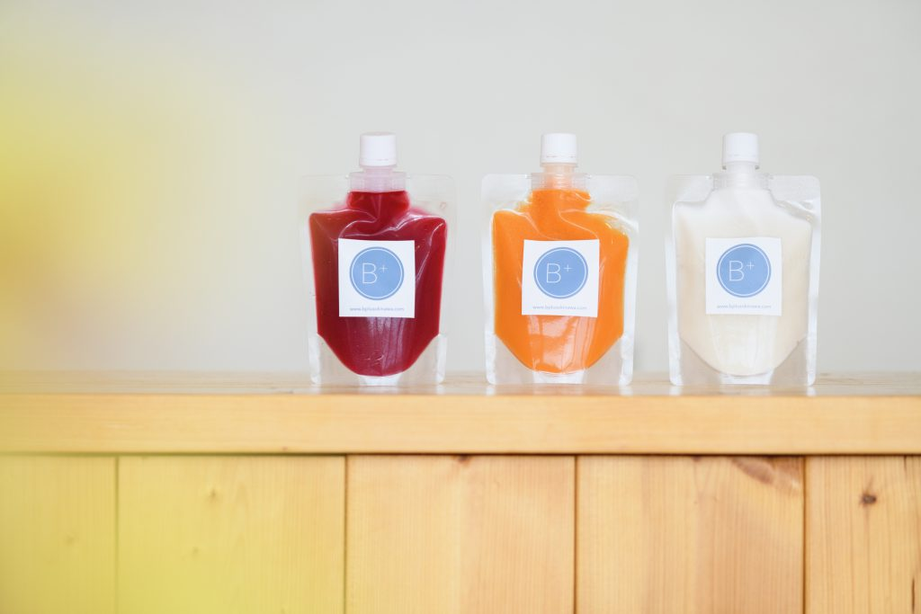Are you familiar with cold-pressed juices?