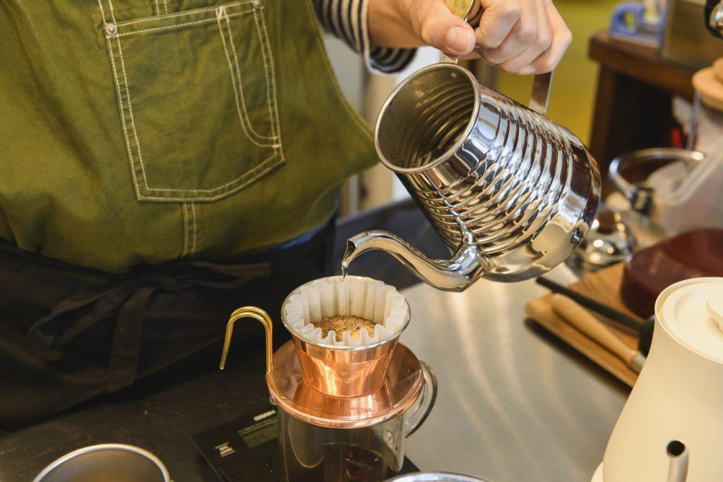 커피를 통해 넓어지는 세계