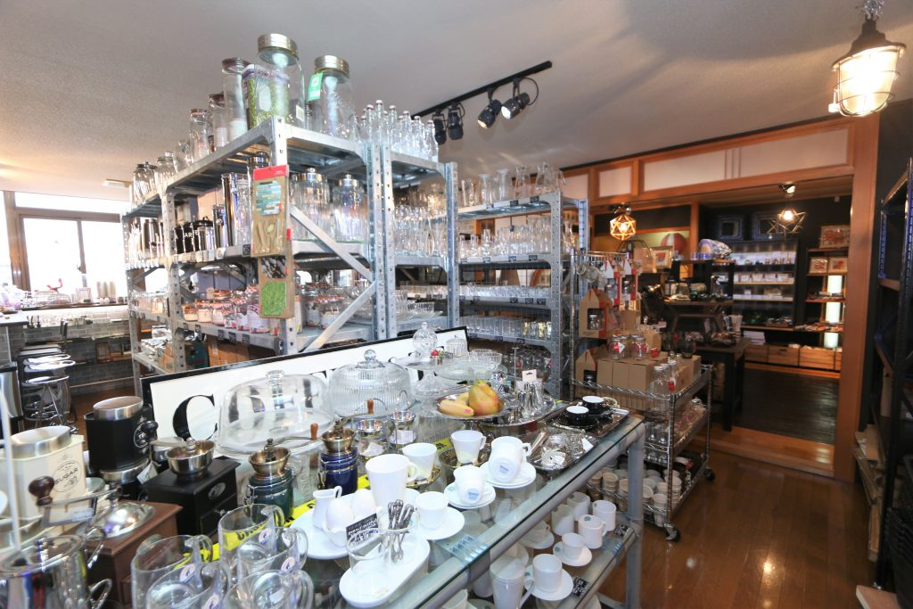 Popular items are hand-selected by the owner!