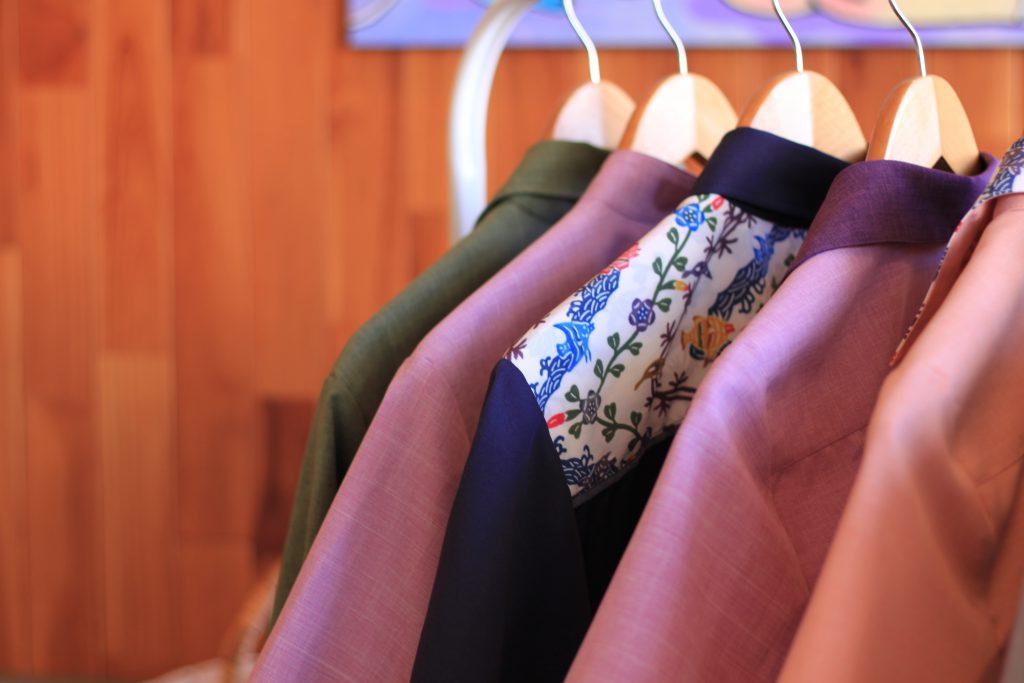 着る人と作り手を繋げるスローファッション